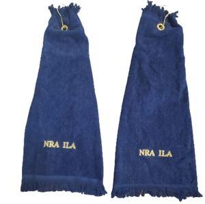 NRA ILA Golf Towels Set of 2
